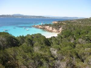 Spargi. Arcipelago della Maddalena